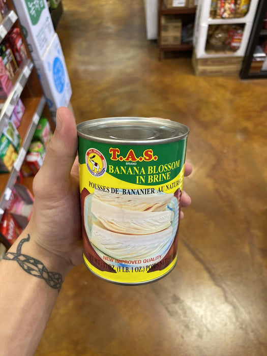 Tas Banana Blossom - Eastside Asian Market