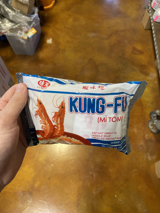 Ve Wong Kung Fu Shrimp Flavored Noodle - Eastside Asian Market