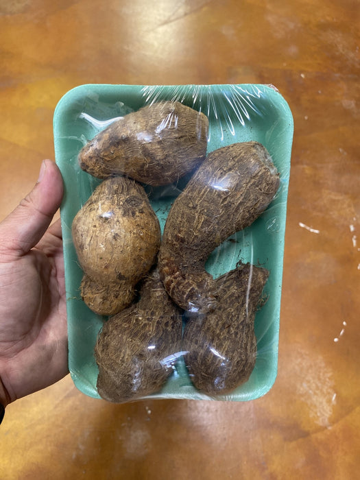 Vegetable Malanga Edo (Taro Root), Priced Per Package - Eastside Asian Market