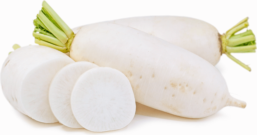 Vegetables Daikon Radish (Lobok), price per pc - Eastside Asian Market