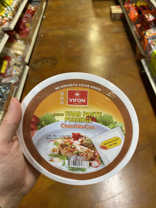 Vifon Chao Rieu Cua - Eastside Asian Market