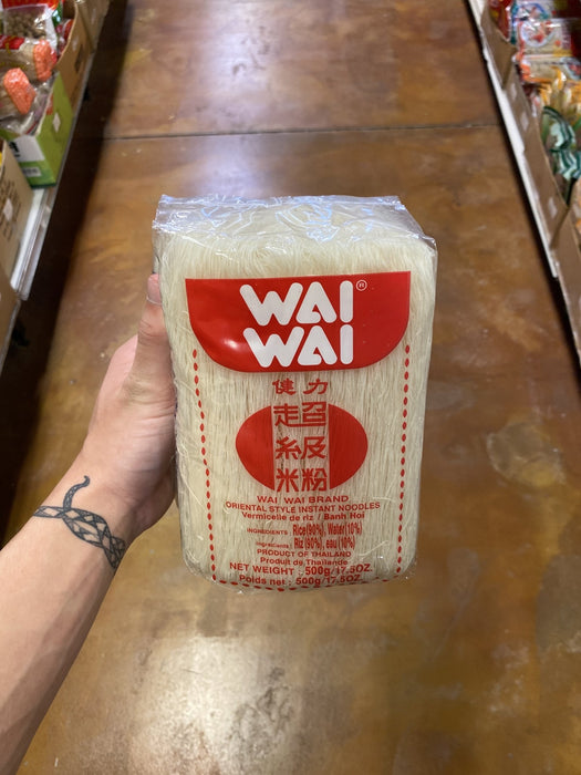 Wai Wai Rice Vermicelli - Eastside Asian Market