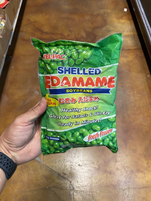 Welpac Edamame Shelled- Soy Bean - Eastside Asian Market
