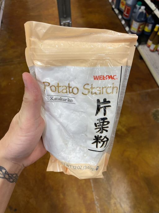 Welpac Katakuriko Potato Starch - Eastside Asian Market