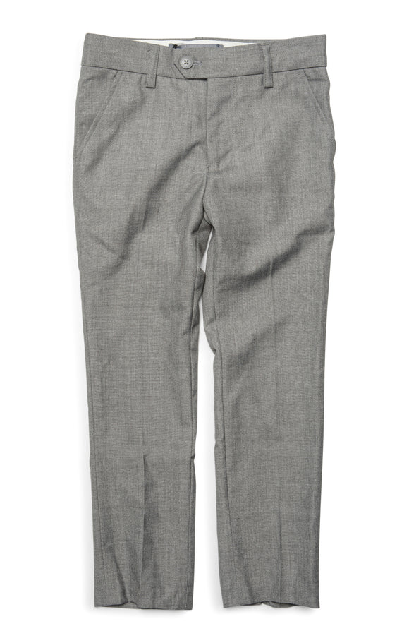 Appaman Light Grey Suit Pants