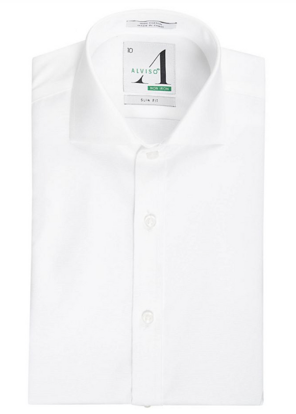 Alviso Non-Iron Slim Fit Shirt