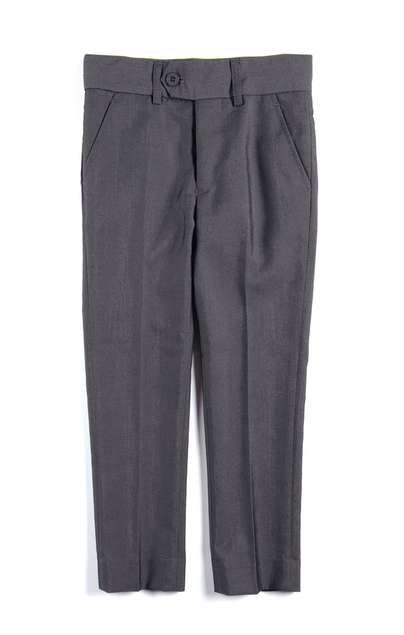 Appaman Dark Grey Suit Pants