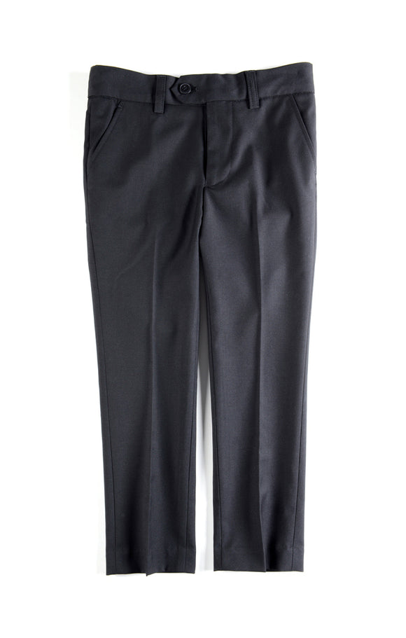 Appaman Black Suit Pants