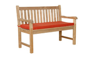 Classic 2-Seater Bench Cushion