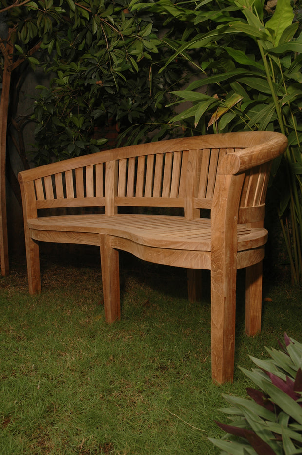 Curve 3-Seater Extra Thick Bench