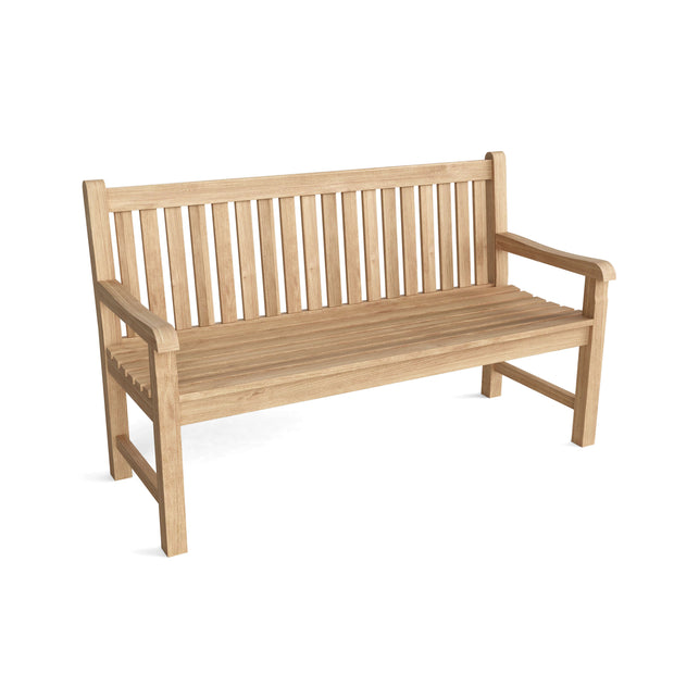Classic 3-Seater Bench