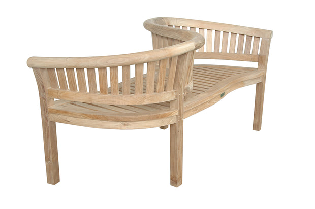 Curve Love Seat Bench