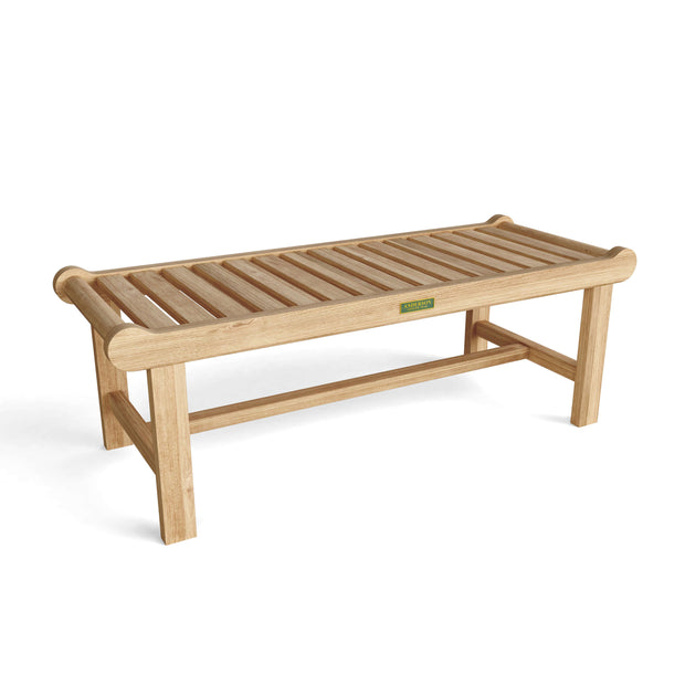 "Cambridge 48"" Backless Bench"