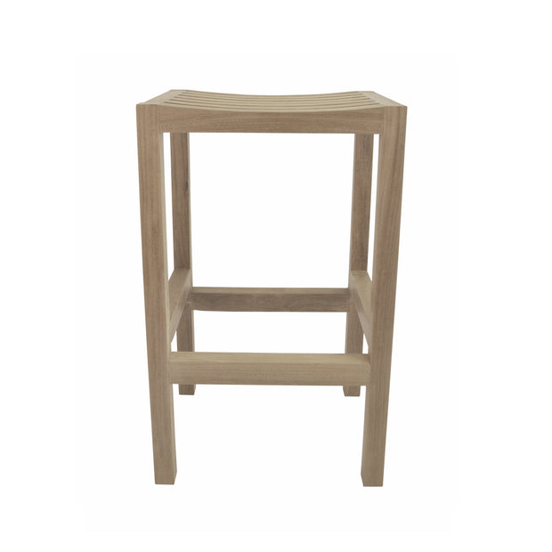 New Montego Backless Bar Chair