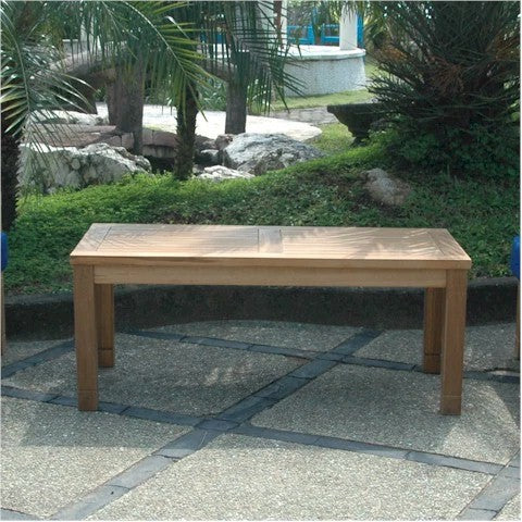SouthBay Rectangular Coffee Table