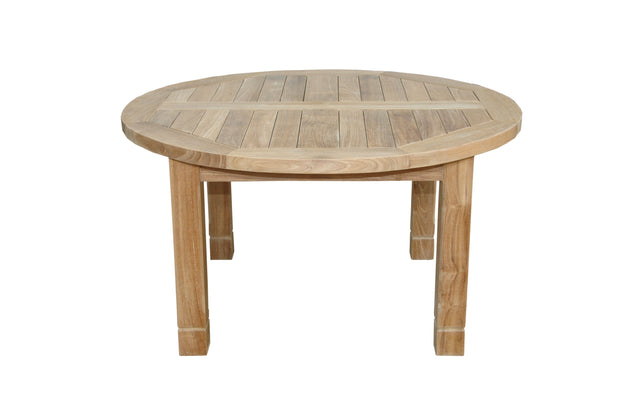 "SouthBay 35"" Round Coffee Table"