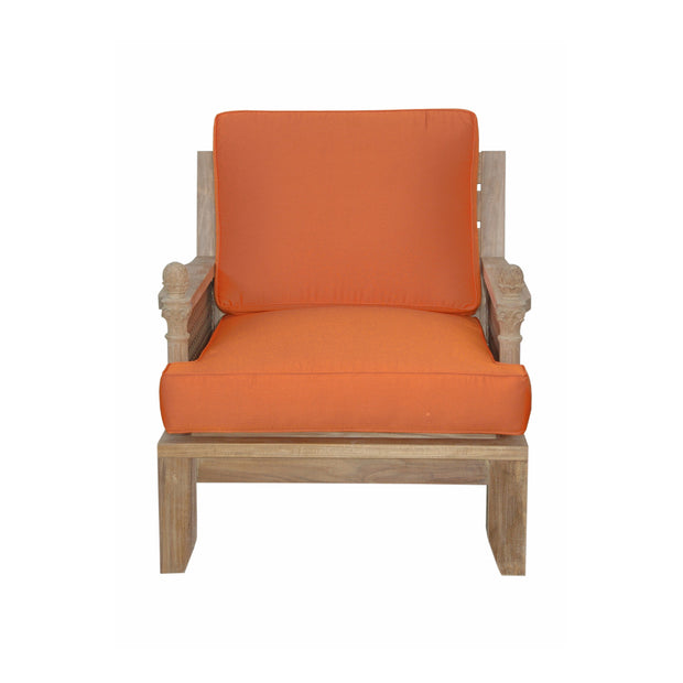 Luxe Deep Seating Armchair