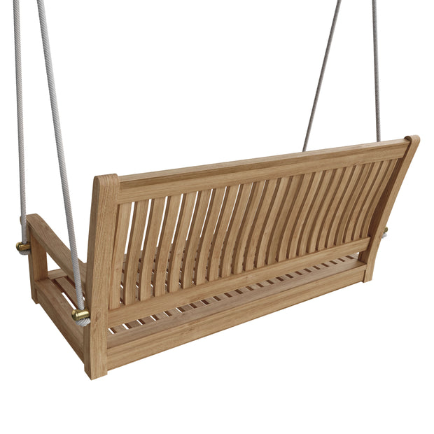 "Del-Amo 48"" Straight Swing Bench"