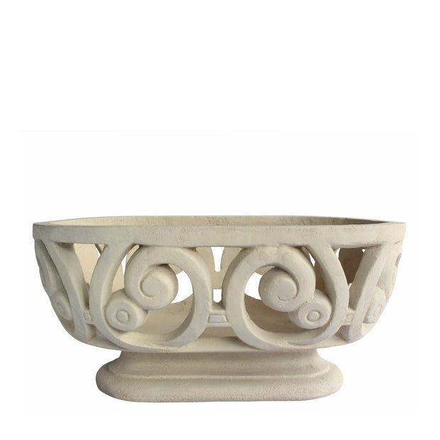 Milano Oval Planter