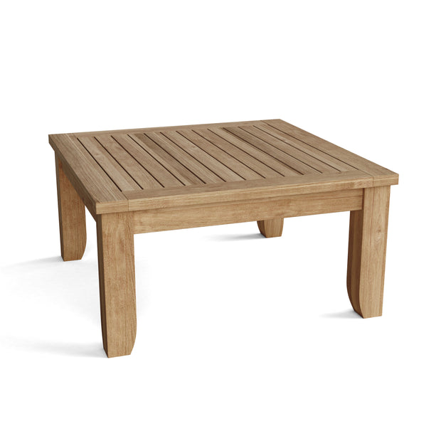 "Riviera 33"" Square Coffee Table"