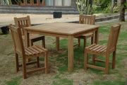 Windsor Classic 5-pc Dining Table Set