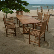 Bahama Wilshire 7-pc Dining Table Set