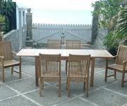 Bahama Chicago 7-pc Dining Table Set