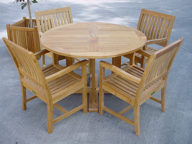 Tosca Rialto 5-pc Dining Table Set
