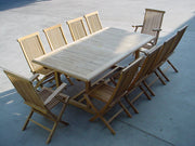 Valencia Classic 15-pc Dining Table Set