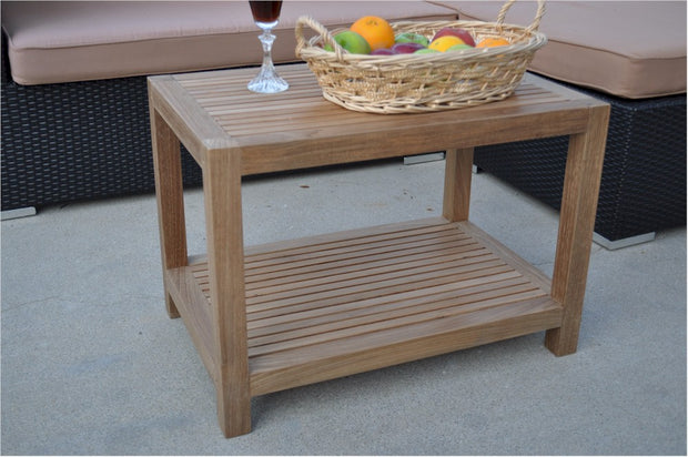 Windsor Side Table 2-Tier