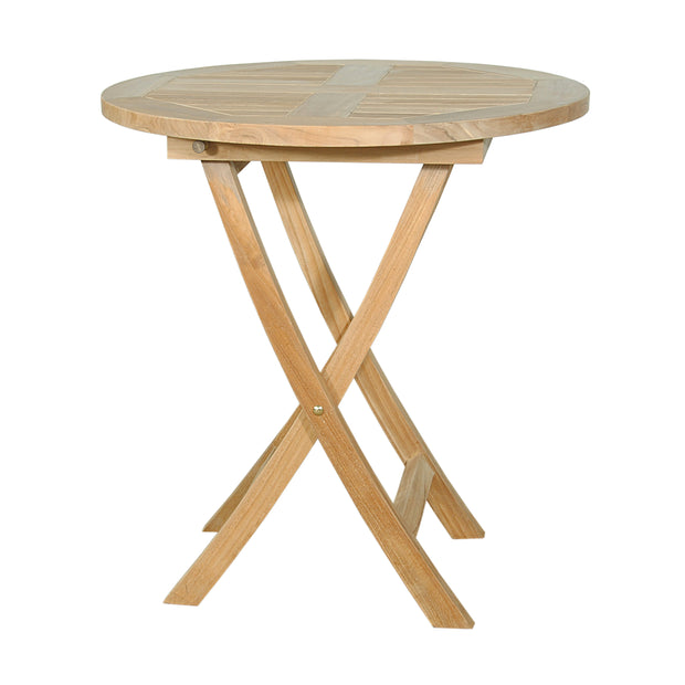 "Bahama 27"" Round Folding Table"