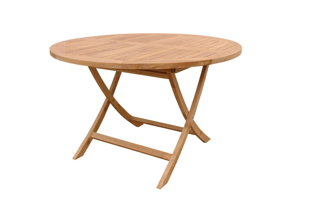 "Bahama 47"" Round Folding Table"