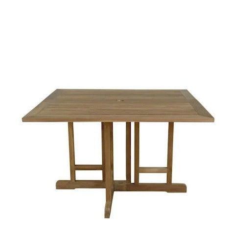 "Montage 47"" Butterfly Square Folding Table"
