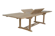 Bahama Sahara 11-pc Dining Table Set