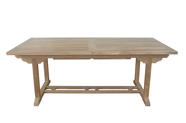 "Bahama 118"" Rectangular Extension Table"