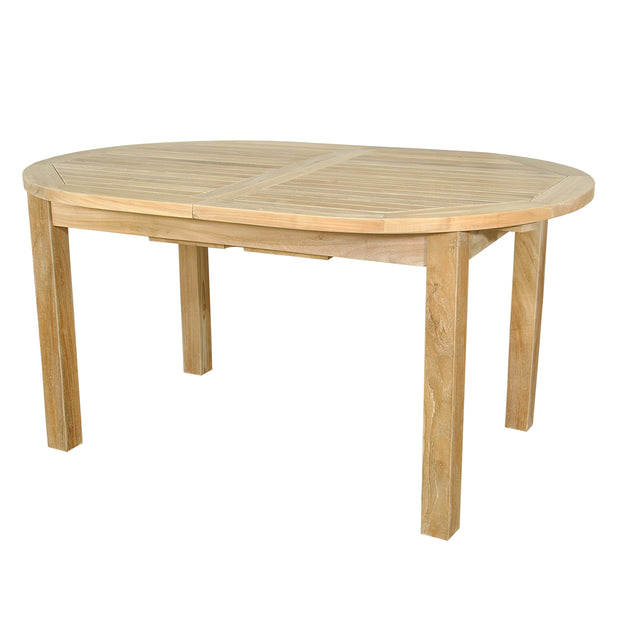 "Bahama 79"" Oval Extension Table"