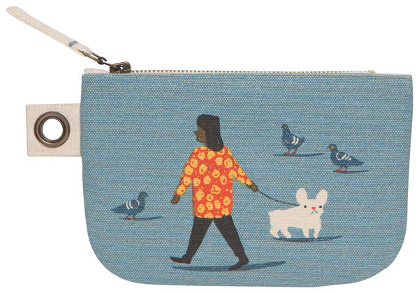 Small People Person Zipper Pouch