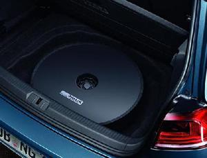 VW Plug and Play Sound System for Spare Wheel Bay