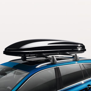 VW Volkswagen Roof Box - High Gloss Black (460 Litre)