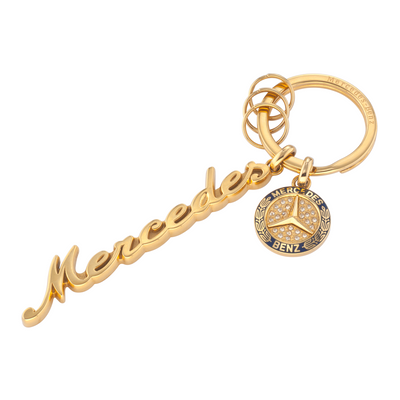Mercedes-Benz Key ring, Mercedes Classic lettering