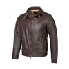 Mercedes-Benz Men's leather jacket