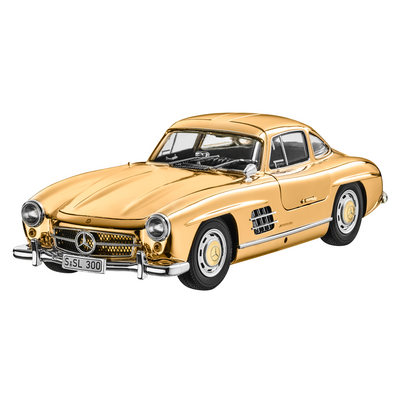 Mercedes-Benz 300 SL Coupé W 198 (1954-1957)