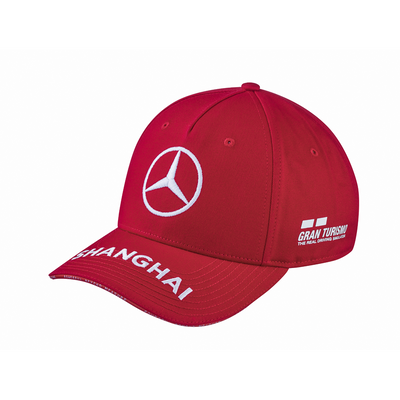 Mercedes-Benz Cap, Hamilton, China special edition