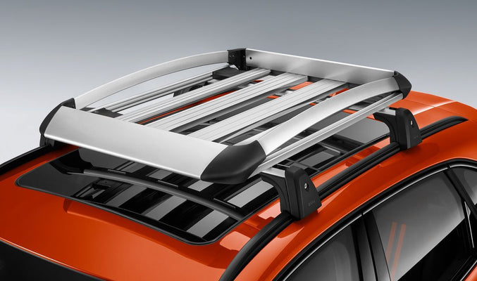 BMW Car Roof Luggage Rack Bars