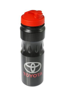 Toyota Black & Red Branded Sports Bottle 750ml BPA free