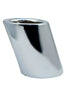 BMW Genuine Exhaust Tailpipe Tip Trim Chrome