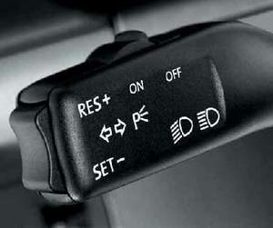 VW Cruise Control Kit