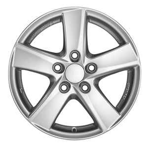 "VW 14"" Dolomit Silver Alloy Wheel"