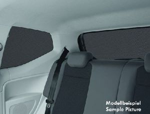 VW Sunblinds - 5 Door