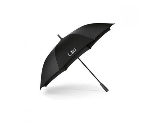 Audi Black Umbrella